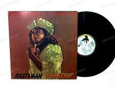 Bob Marley & The Wailers - Rastaman Vibration Mexico LP 1976 FOC /3