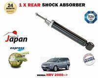 Per Honda Hrv 1.6 16V+4WD MPV 2000-2006 Nuovo 1 X Posteriore Shock Absorber