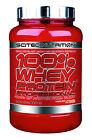 Scitec Nutrition 100% Whey Protein Prof. 920g + Probe + Gym Shaker 30 Portionen
