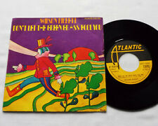 """Wilson PICKETT Don't let the green fool you FRENCH 7"""" w/PS ATLANTIC 650 218(1971"""