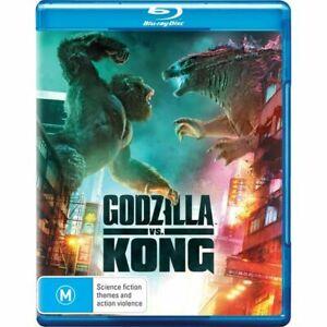 Godzilla vs Kong Blu-ray BRAND NEW Region B