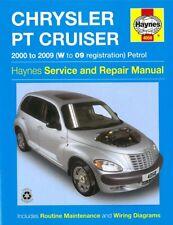 Haynes Handbuch: Chrysler PT-Cruiser 2000-2009 Reparaturanleitung/Reparatur-Buch