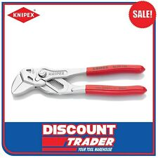 "Knipex 6"" 150mm Pliers Wrench - Adjustable Spanner - Multi-Grips - 8603150"