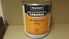 Lesonal 2K Filler 540 Grey 3 litre    Primer Surfacer   AKZO