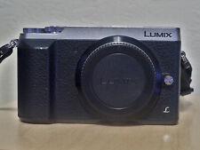 Panasonic LUMIX GX85 16.0MP Digital Camera Body AND DMW-FL200L Flash