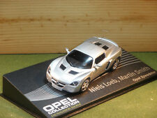 Opel Speedster / Vauxhall VX220 in Silver  1/43rd Scale