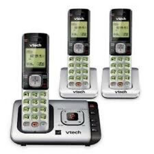 VTech 3 In 1 Set  Handset Cordless Phone With Digital Answering Machine NEW