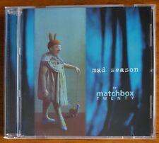 Matchbox Twenty - Mad Season - CD - Buy 1 Item, Get 1 to 4 at 50% Off