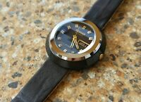 Vintage Citizen 21 Jewels Automatic BLTI 6501 Alloy Case Blackie September 1972