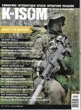 K-ISOM 1/2018 forces spéciales MAGAZINE commando armée arme Elite unités
