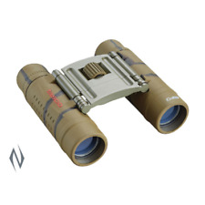 Tasco Essentials 10 x 25 Roof Binocular Brown Camo 168125B