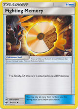 x4 Pokemon Fighting Memory - 94/111 - Uncommon NM-Mint Crimson Invasion