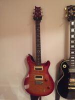 PRS (Paul Reed Smith) 22 SE  Custom E-Gitarre guter Zustand.