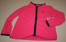 New OshKosh Girls 5T Year Fleece Full Zip Jacket...