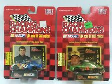 Nascar Racing Champions 1:64 Lot Of 2 Die Cast Cats Nemechek #42 And Labonte #18