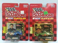 Nascar Racing Champions 1:64 Lot Of 2 Die Cast Cats Nemechek #42 And Labonte #18