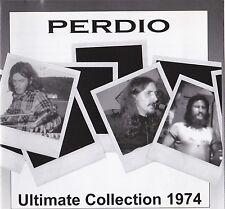 PERDIO   collection  1974         CD      italian prog - psych  - progressive