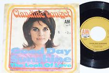 """Claudine Longet-Good Day sunshine - 7"""" 45"""
