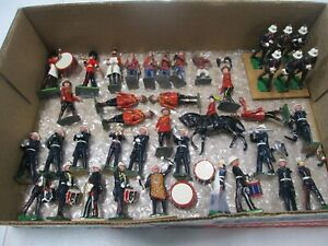 Britains Soldiers and Musicians Lot