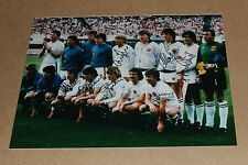 ASTON VILLA 1982 European Cup HAND SIGNED Autograph 16X12 Photo + COA PROOF