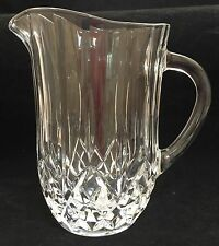 Royal Crystal Rock OPERA 32 Ounce PITCHER NEW!!!!