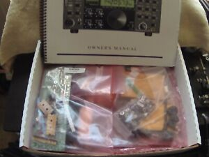 Elecraft K2 Unbuilt Kit w/ accessories as listed below.