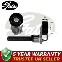 Gates Drive Belt Tensioner Pulley Fits TT A3 Golf Scirocco EOS Octavia - T39087