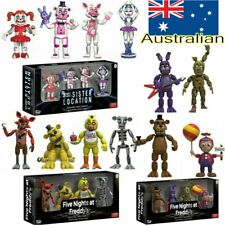 Five Nights At Freddy's FNAF Action Figure Funko Toys Foxy Bonnie Bear Xmas Gift