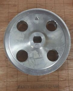 913-04050 713-04050 Timing Pulley 56 Teeth 16MM MTD US Seller