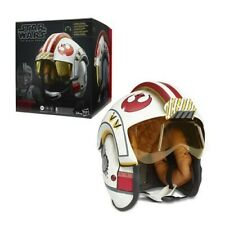 Star WarsThe Black Series Luke Skywalker Electronic X-Wing Pilot Helmet in stock
