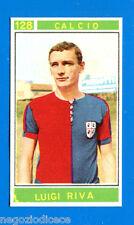 # Figurina/Sticker CAMPIONI DELLO SPORT 1967/68 n. 128 - RIVA - CALCIO -Rec