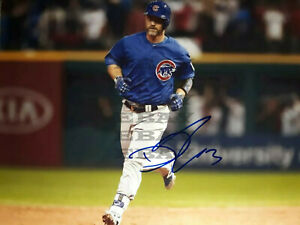David Ross Chicago Cubs World Series signed 8x10 autographed photo Reprint