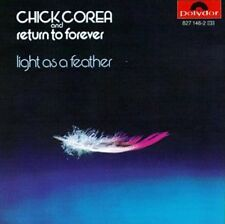 Chick Corea - Light As a Feather [New CD]