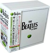 BEATLES The Beatles In Mono Japan Mini LP 13 CD  (11 titles) BOX TOCP-71041~53