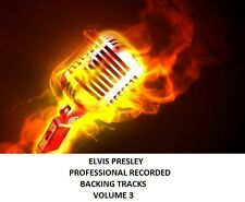 ELVIS PRESLEY PROFESSIONAL RECORDED BACKING TRACKS VOLUME 3