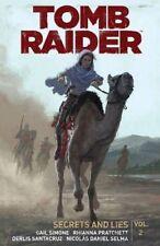Tomb Raider Volume 2: Secrets And Lies, Very Good Condition Book, Gail Simone, R