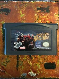 Rock N Roll Racing Nintendo Gameboy ADVANCE GBA Tested AUTHENTIC