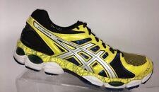 Asics Limited Edition Mens Gel Nimbus 14 SZ 11.5 running shoes W/reflectors