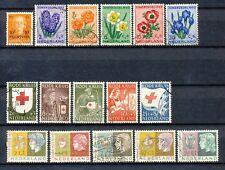 Nederland jaargangen 1953 gebruikt (zonder Juliana)