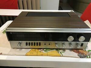 Sherwood vintage amplifier
