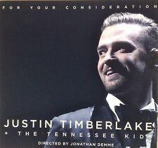 Justin Timberlake The Tennessee Kid 2017 Netflix FYC Emmy Award DVD Pressbook