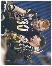Joe Holland Signed Little Ceasars Bowl Champ 8x10 Photograph Purdue Football COA