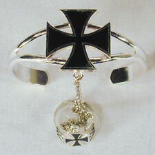 IRON CROSS SLAVE BRACELET jewelry women braclet #34