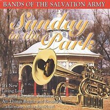 FREE US SHIP. on ANY 2+ CDs! ~Used,Good CD Salvation Army: Sunday in the Park