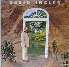 DAVID INGLES oasis of love USA vinyle 33T variete NEUF vinyl lp long player