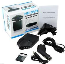 """Mini Dvr Telecamera Videoregistratore Auto Hd Monitor Lcd 2.5"""" Video 6 Led Linq"""