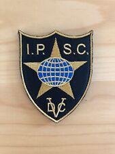 Original IPSC DVC Patch Klett Sportschiessen Schützensport