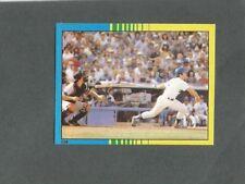 1982 O-Pee-Chee Baseball Sticker World Series #258 Steve Garvey  *MINT*