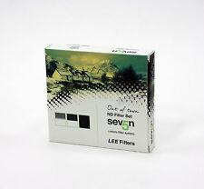 Lee Filters Sev5n SEVEN 5 fuori città kit (70x90mm).. Nuovo di Zecca Made in England