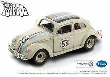 1:18 HOTWHEELS ELITE Disney VW Käfer #53 Herbie the Love Bug 1962
